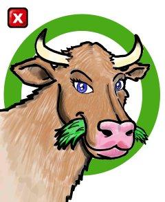 la divine bovine